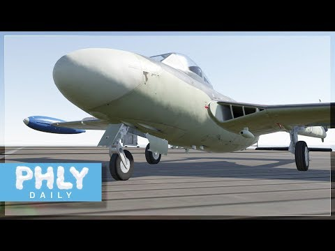 The jet that was never loved 💔| SEA VENOM Actual Gameplay (War Thunder Jet Gameplay)