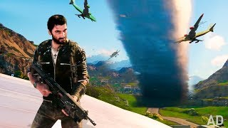 JUST CAUSE 4 FUNNY MOMENTS!