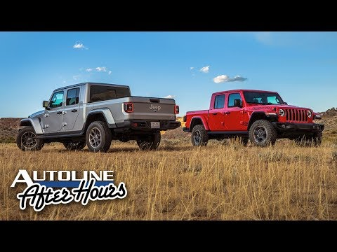"Hercules"" High Performance Jeep Gladiator Being Tested"