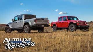 Jeep Gladiator Steps Into The Arena - Autoline After Hours 443