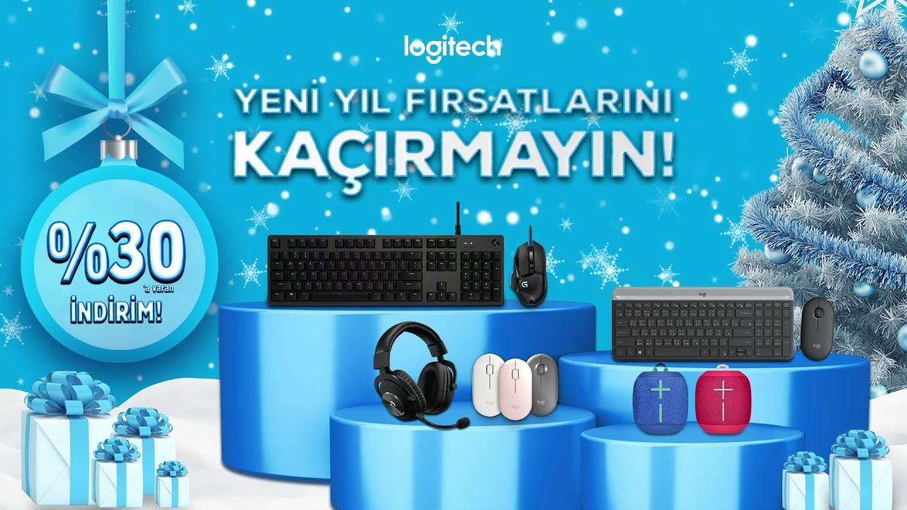 Logitech G | Yılbaşı Kampanyası
