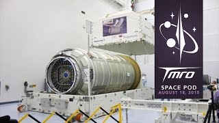 Orbital ATK is Making Progress on Space Cargo Missions - Space Pod 08/18/15