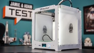 Tested In-Depth: Ultimaker 2 3D Printer