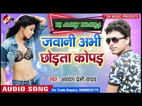 Bhataru Jawani Abhi Chhoratare Kopar Dj Remix Song By Dj Amrit Bharra Begusarai
