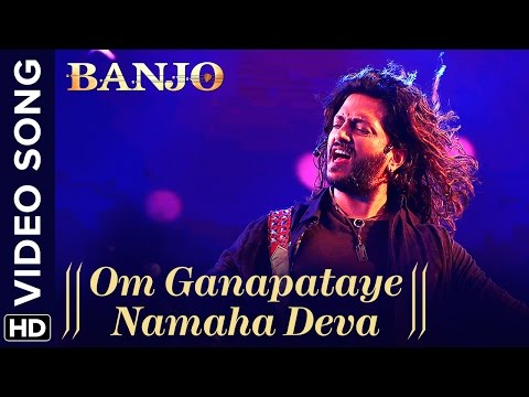 Om Ganapataye Namaha Deva Official Video Song - Banjo