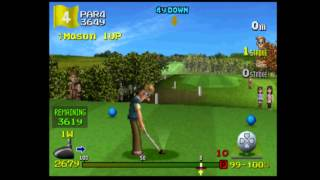 Hot Shots Golf 2 (Everybody39;s Golf 2)  VS Sir Dan (I did it)  1  3