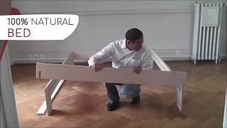 Lit Design Bed - 4.21 - taille 140X200 vidéo