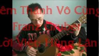 Dem Thanh Vo Cung - (Silent Night - Franz Gruber)