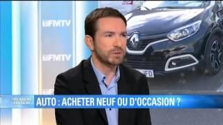 Faut-il acheter sa voiture neuve ou d'occasion? - Cédric Faiche BFMTV