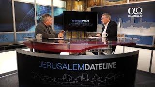 Alfa Omega in obiectiv - 19 aprilie 2018 - editie speciala din Ierusalim cu Chris Mitchell