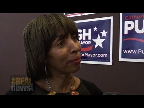 Catherine Pugh:  Police Officers Should Live in Baltimore
