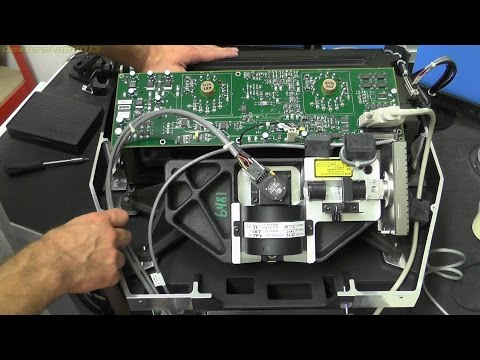DL#101 - Computed Radiography X-Ray Scanner Kodak CR500 Teardown Part 2