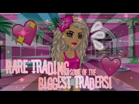 Rare Trading *TRADING SOME OF THE BIGGEST TRADERS* + Exotic Magazine Items!