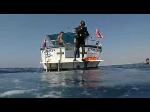 Limassol Cyprus, Dive On The Constantina 7 Aug 2016