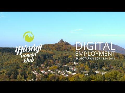 Erasmus+ Digital Employment