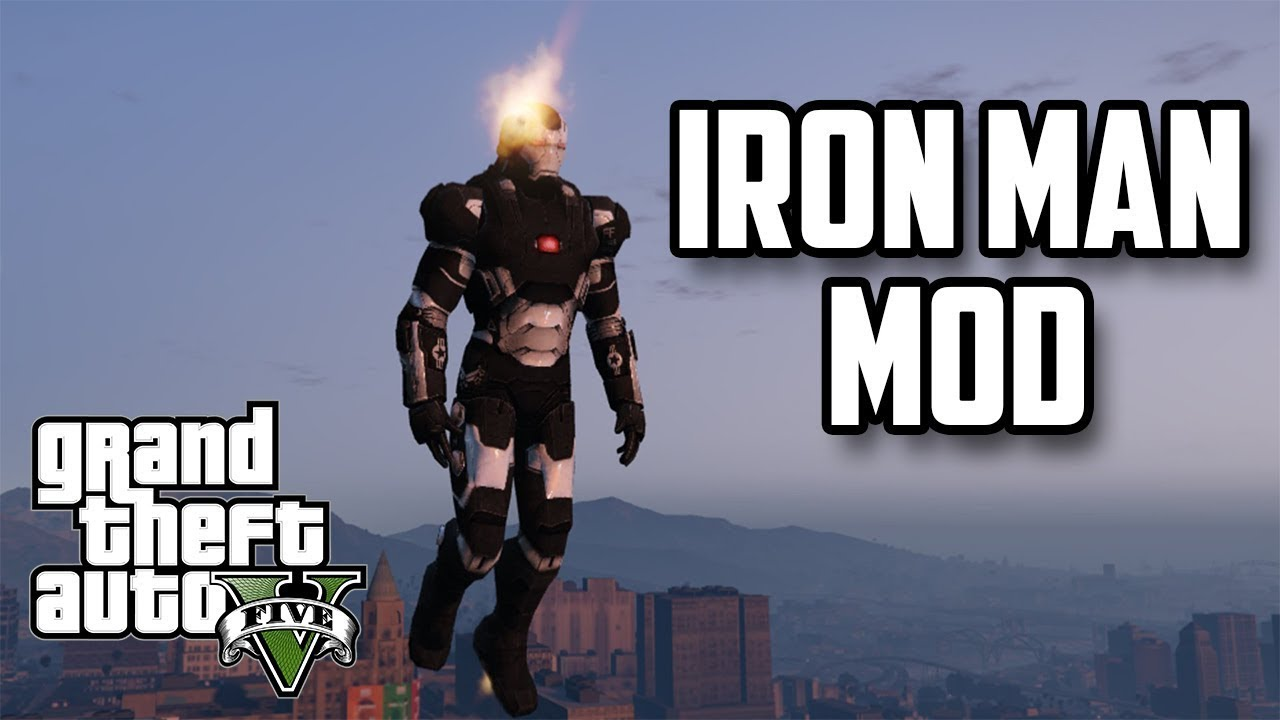 How to install Ironman mod in GTA 5   PC   full tutorial with download links
