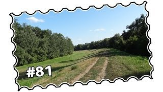 MTB Street view #81 - Boljevci, Serbia - Progar, Nautical village and the embankment (07/2013)
