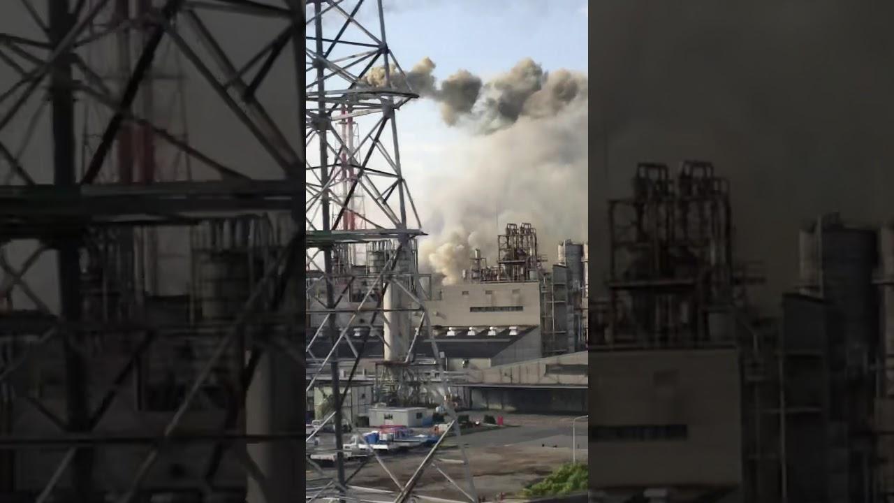 化学 大阪 工場 三井