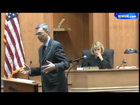 Raw Video: Myles Webster defense attorney gives closing argument