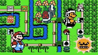 Super Mario Bros. 3 - Custom Level Chaos • New Super Mario Bros. 3 ROM Hack