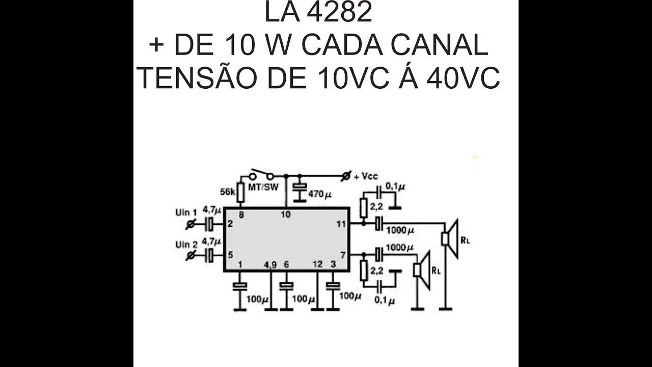 LA4282 PDF