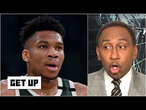 Stephen A. reacts to Giannis' comments about this being the 'toughest championship'   Get Up