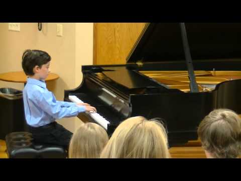 Dallas Music Teachers Association Recital April 13, 2014