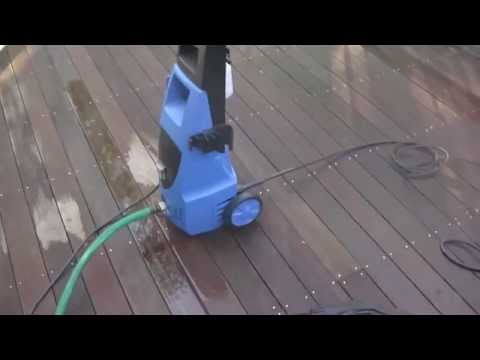 Repeat Pacific Hydrostar 1650 Psi Electric Pressure Washer