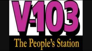 WVEE V103 / Fox 97 / WSB-FM B98.5 / WAPW Power 99 / WZGC Z93 Atlanta  - March 1988