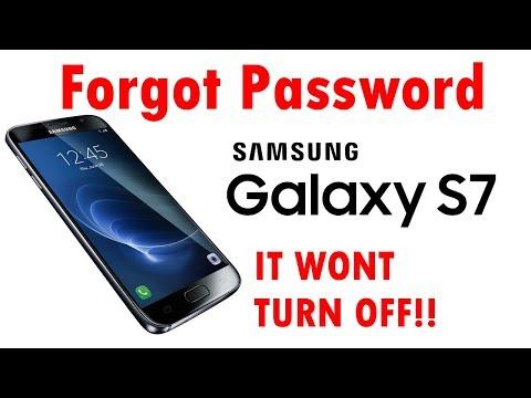 Mobile Info: Samsung Galaxy C7 Reset