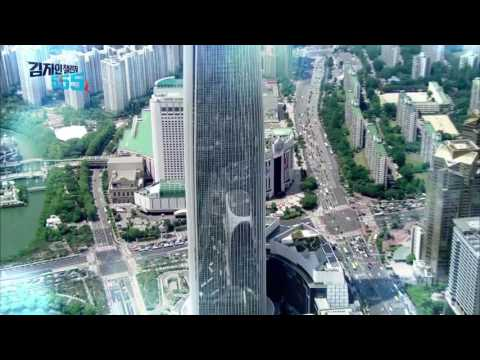 Highlights from Kim Jain Challenge 555 with Lotte World Tower