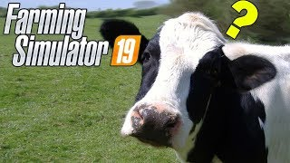New Cattle Farm but Mistakes Were Made! - Farming Simulator 19 Gameplay - Farm-Manager career mode