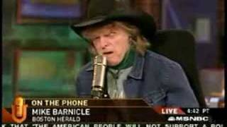 Imus Puts Liberals In Their Place