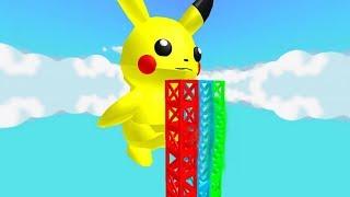 [로블록스(Roblox)] 피카츄한테서 도망쳐야한대요!!! 삐까삐!! 그런데 피카츄가 안쫓아와요!! 얼른쫓아와 피카츄!!(Pikachu) 간단 리뷰 & 플레이 영상
