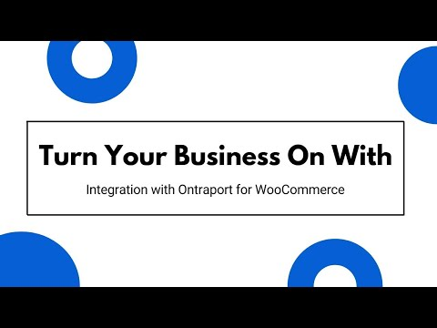 Turn Your Business On With Ontraport WooCommerce Integration thumbnail