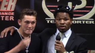 SHAWN PORTER PROMOTIONS IS ALIVE - SHAWN PORTER ANNOUNCES