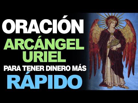 🙏 Oración al Arcángel Uriel PARA TENER DINERO MUCHO MÁS RÁPIDO 💵