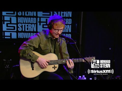 Thumbnail: Ed Sheeran Covers 50 Cent, Coldplay, and Blackstreet Live on the Howard Stern Show