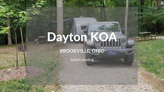 Camping at Dayton KΟA Resort | Brookville, Ohio