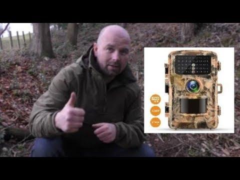 Campark 12MP Game Camera - Quality Trail Cam Under £50?