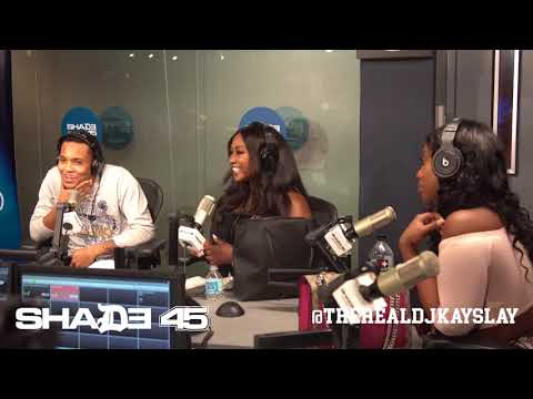 Dj Kayslay interviews G Herbo live on Shade45