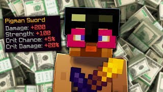 How I Became The Richest Skyblock Player... (Hypixel)