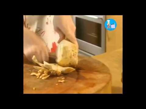 Джейми Оливер   Салат с сельдереем   Jamie Oliver