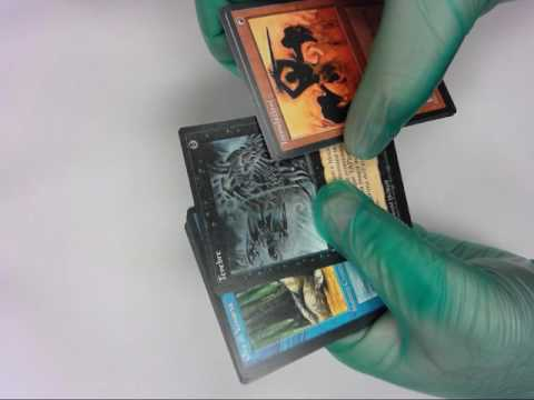 Magic: The Gathering Italian Legends Box Opening - No audio