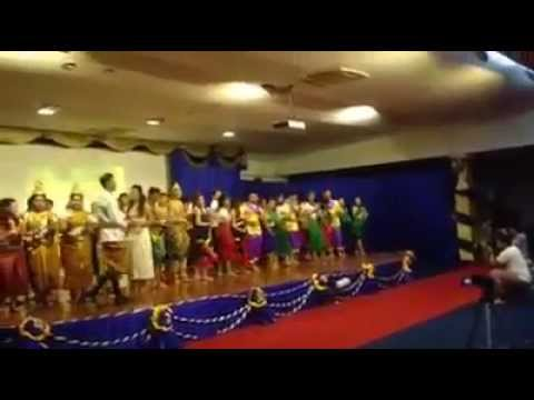 cambodia performance, PUC Student in Event in Khmer Studies, Khmer Story ,