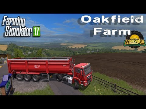 Farming Simulator 17 | Oakfield Farm | is it time for cows ?