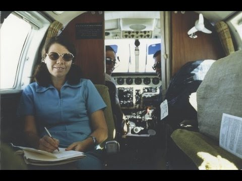 Working for the Royal Flying Doctor Service as Nurse in 1975