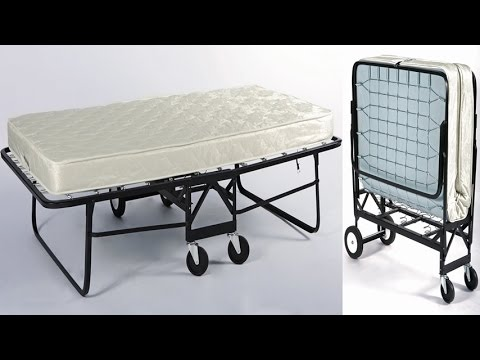 Night Therapy Weekender Elite Folding Guest Bed Unbox