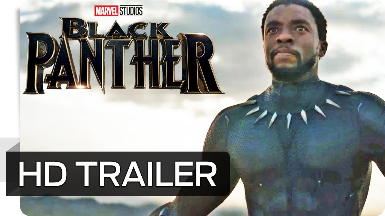 BLACK PANTHER - Teasertrailer (deutsch | german) | Marvel HD