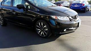 2015 Honda Civic Sedan Simi Valley, Thousand Oaks, Los Angeles, Ventura, Oxnard, LA, CA 82573